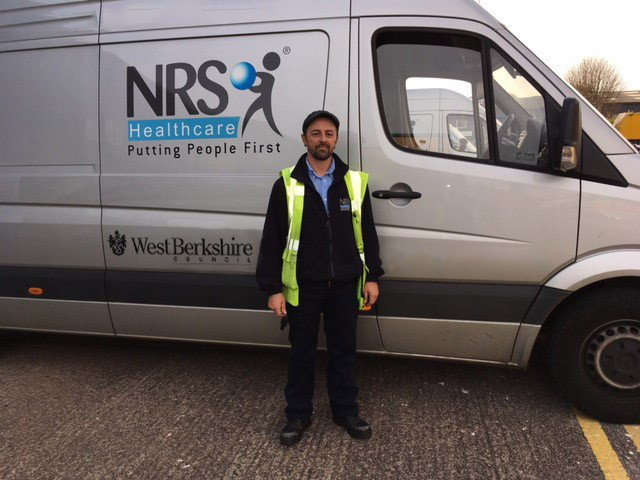 We are the lead authority for Berkshire Community Equipment Service. NRS Healthcare deliver, install & collect equipment when no longer needed by residents. ♻️