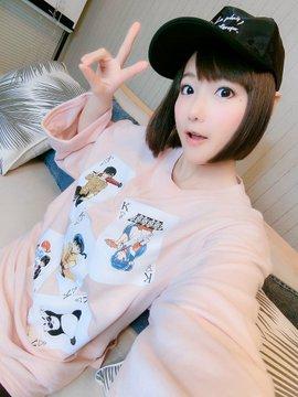 AV女優澁谷果歩のTwitter自撮りエロ画像25