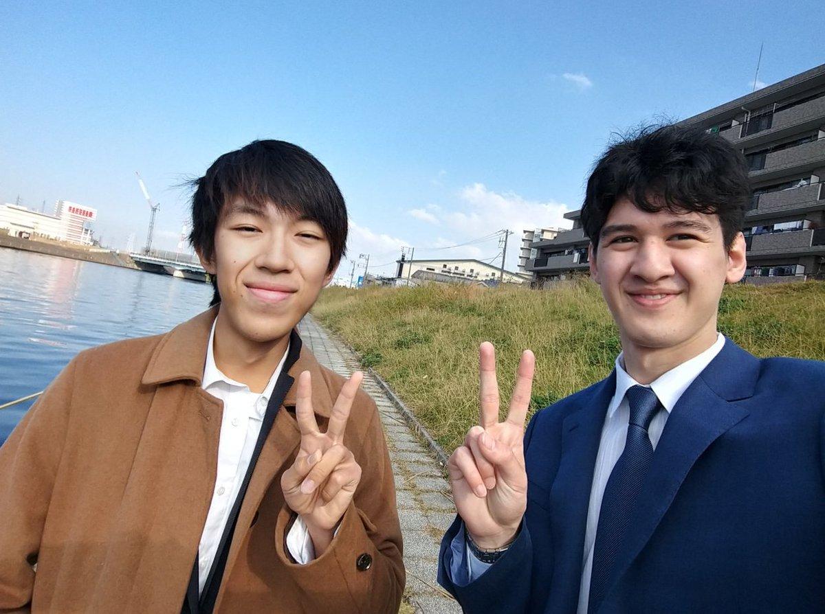 動画投稿。スーツくんは横浜を案内してくれた①横浜ランドマークタワー登ってみた!