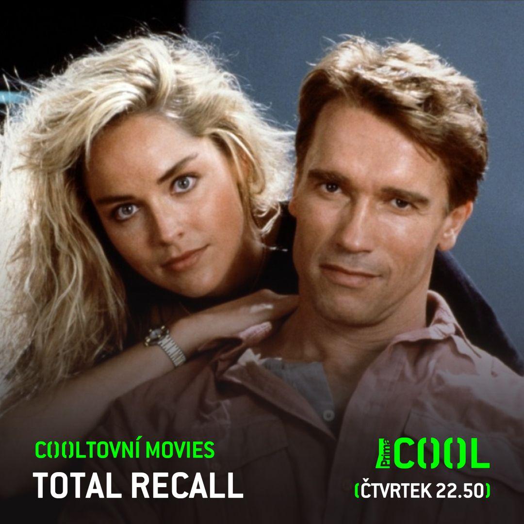 Jste připravený na sci-fi o pravý lásce… a pravým rozvodu? :D   #PrimaCOOL #CooltovniMovies #TotalRecall #ArnoldSchwarzenegger #SharonStone https://t.co/hjcKBjdloA