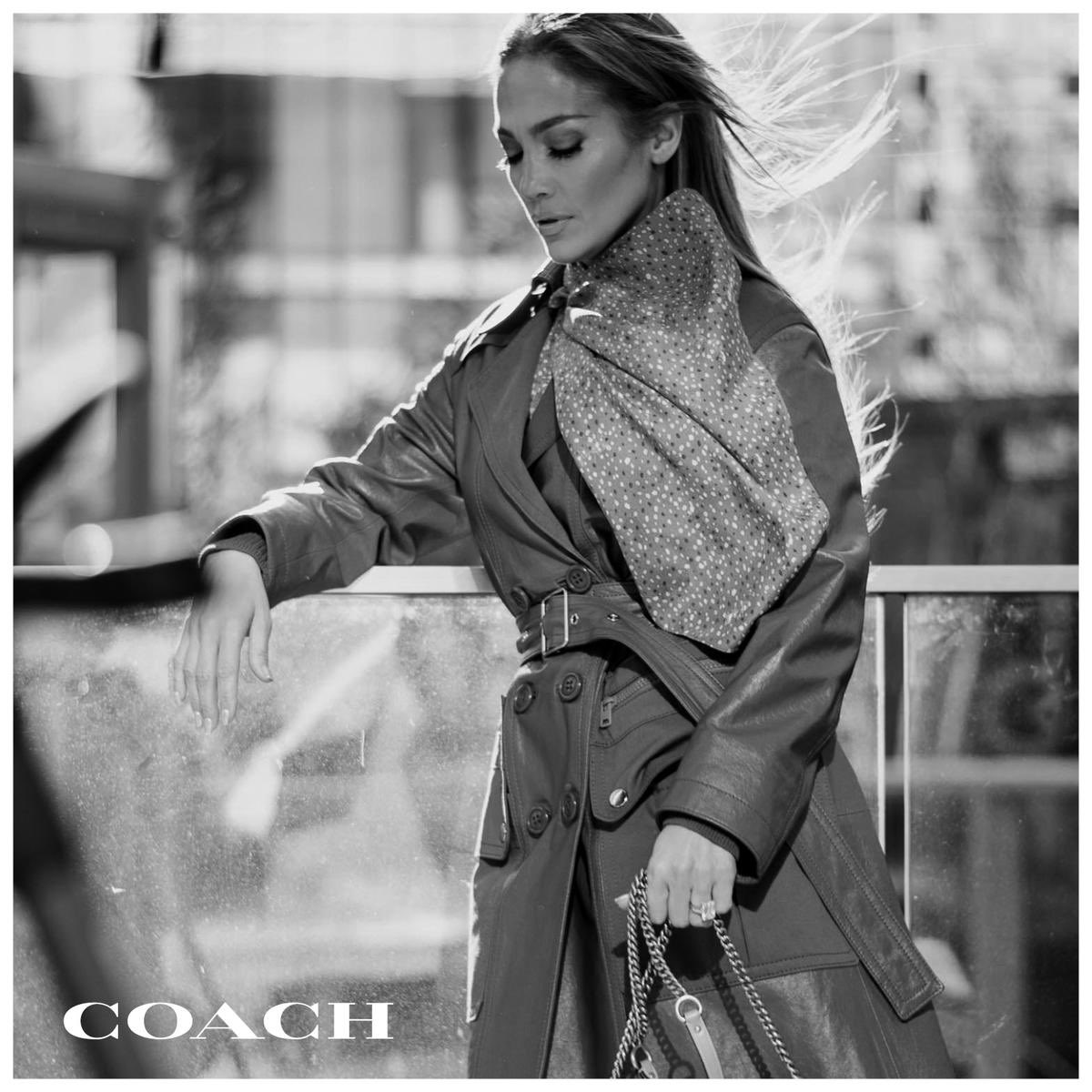 Thank you @coach! Exciting things coming soon!!!🖤#CoachNY