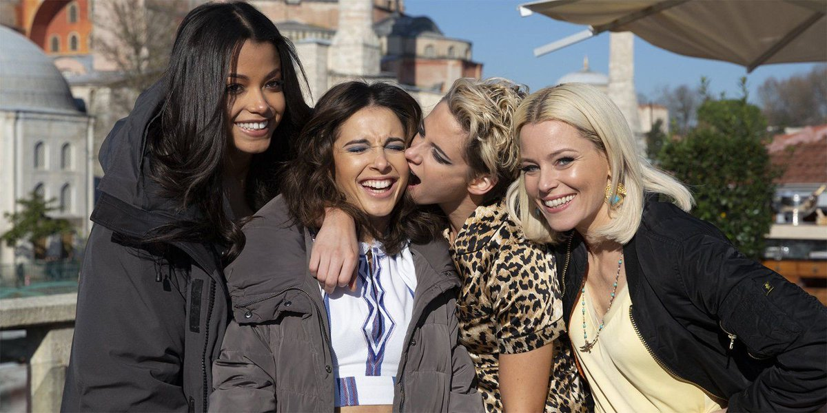 Elizabeth Banks acknowledges the #CharliesAngels reboot flopped, but shes still proud of the film. buff.ly/2O3AgTQ