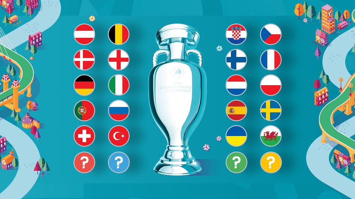 FOOTBALL MASCULIN CHAMPIONNAT D'EUROPE 2020 REPORT EN 2021 - Page 15 EJw-u3uWsAExOu0