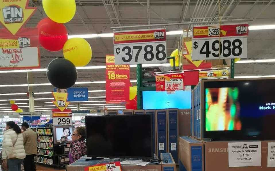 test Twitter Media - Mexico's consumer protection agency upheld multiple complaints against Walmart for pricing errors during 'Buen Fin,' with one store selling TVs for 3,788 centavos instead of pesos https://t.co/3VKPMarCky https://t.co/0pcZfAQcYQ