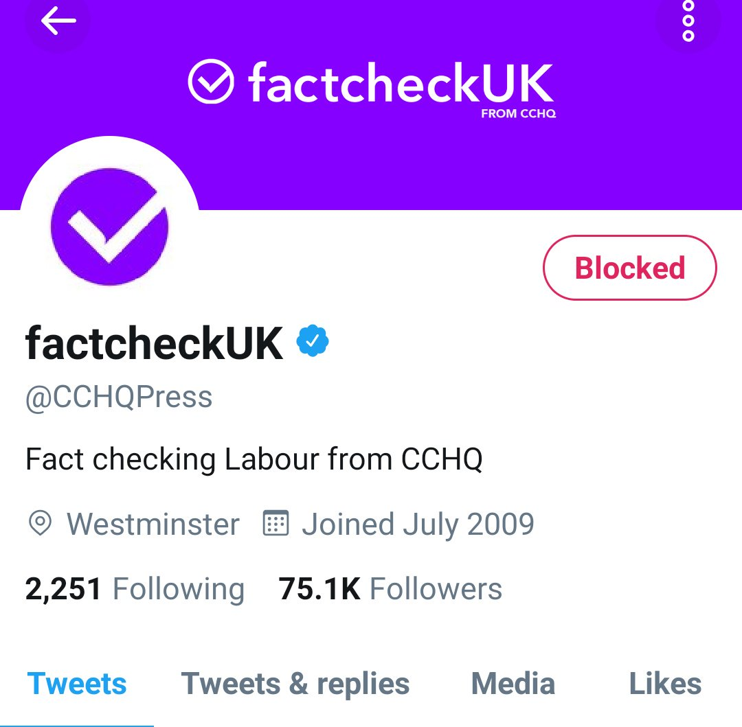 The Conservative Party press office @CCHQPress rebranding themselves as FactCheckUK shows what disdain this party and this government has for the truth. The Electoral Commission must investigate and punish this blatant attempt to decieve the public. #LeadersDebate #ITVDebate