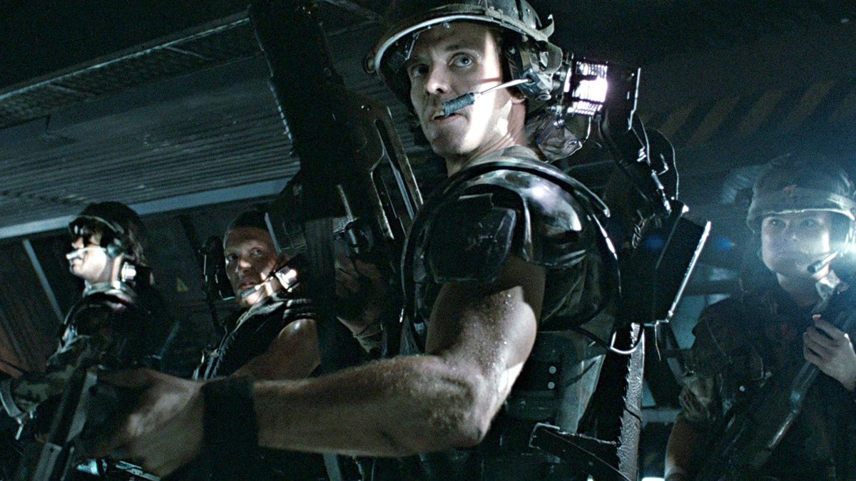 On this day in 2065, the Weyland Industries is approached by the US Government to help with the formation of a Colonial peace keeping force. - Jamie