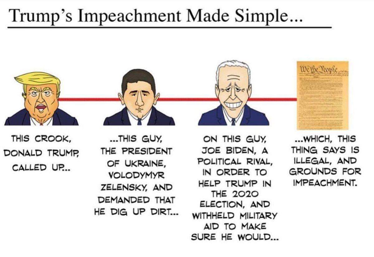 @realDonaldTrump #LyingTrump #TrumpResign #TrumpShutdown #Impeach #crybaby #TrumpCrimeFamilyMustGo #Impeach #TrumpIsARacist #TrumpIsAWhiteSupremacist #voteblue #TrumpBribed