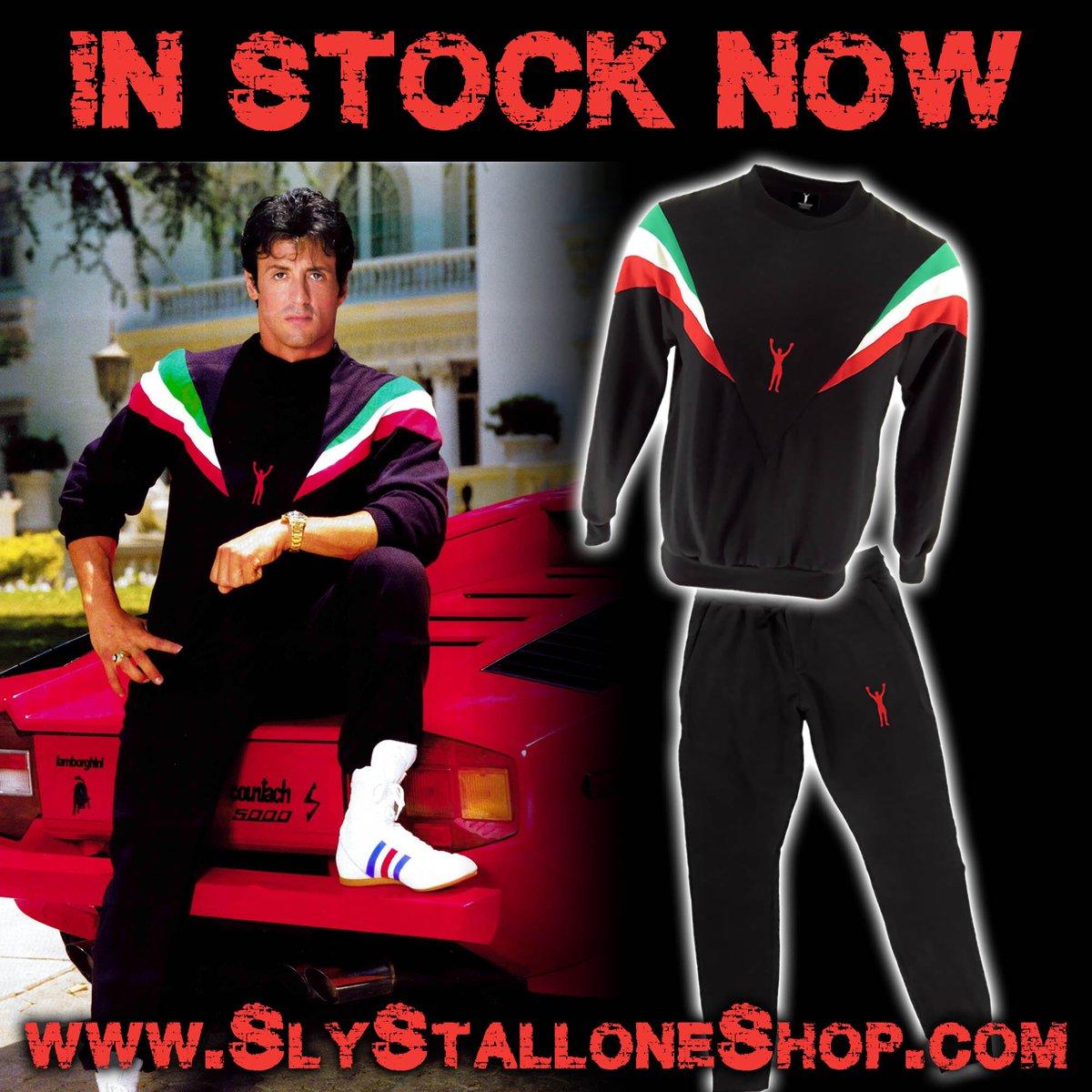 Men Sly Stallone Shop