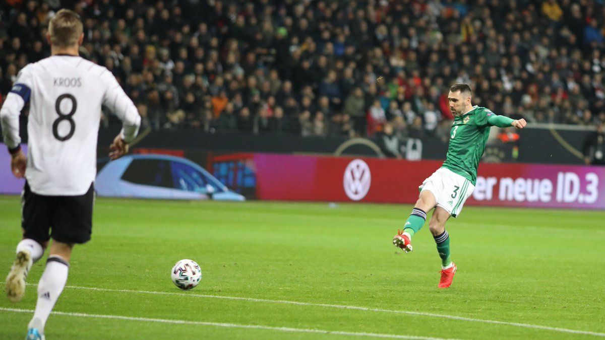 📸 Losing against Germany but this was class, wasnt it? 🤷🏼♂️💚 #GAWA