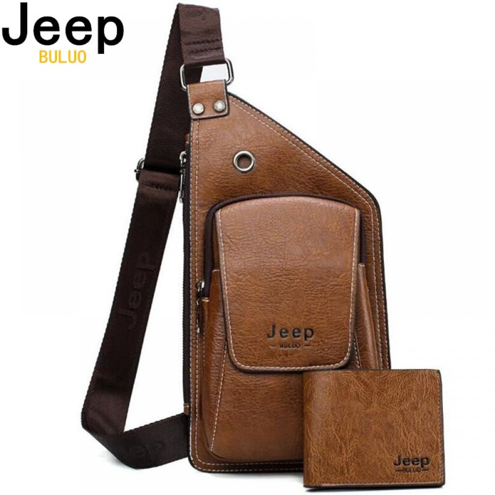 JEEP BULUO Brand Men Chest Bags 2 Pcs Set Summer Travel Sling Bag For Man Split Leather Corssbody Bag High Quality Male Bags http://www.artistictouchonline.com/jeep-buluo-brand-men-chest-bags-2-pcs-set-summer-travel-sling-bag-for-man-split-leather-corssbody-bag-high-quality-male-bags/…#fashion|#home|#tech|#lifestyle