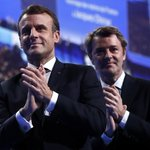 """Devant les maires, Emmanuel #Macron se dit ouvert à une décentralisation """"sur tous les sujets"""" ▶️https://t.co/motE728B4B #mairesdefrance"""