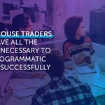 Image for the Tweet beginning: #Adelphic's new report finds traders
