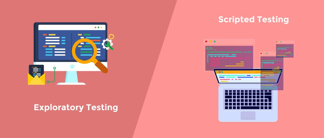 While #exploratorytesting gives testers the freedom to use their instinct, skills, and experience for detailed testing, scripted testing requires testers to follow a series of guidelines to verify if the actual result is as intended.   #SoftwareTesting    http:// bit.ly/2FlSjik    <br>http://pic.twitter.com/ELMLeaURat