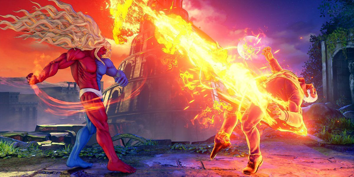 #StreetFighterV: Champion Edition Coming Valentines Day 2020 Gill returns! Details: buff.ly/37hviu6