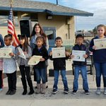 Image for the Tweet beginning: Primary Grades Awards Assembly for