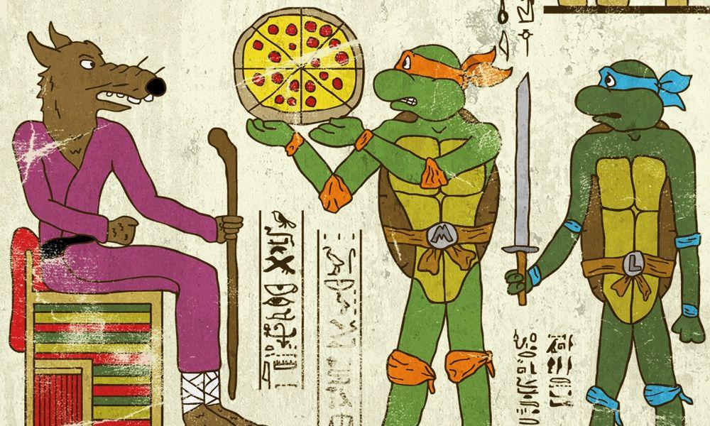 прикольные египетские картинки наборы для кухни