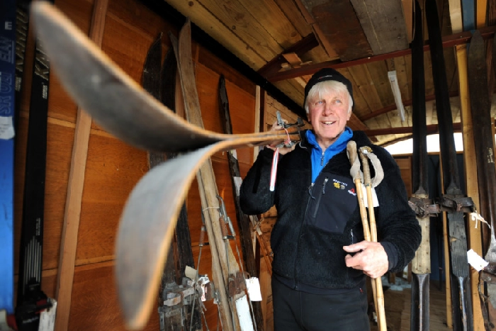 Mick Tighe: man on a mission to ski all 282 of Scotland's Munros - catch him in Edinburgh this weekend at the Winter Opener from @britbackcountry and @FreezeProShop scotsman.com/lifestyle/outd…