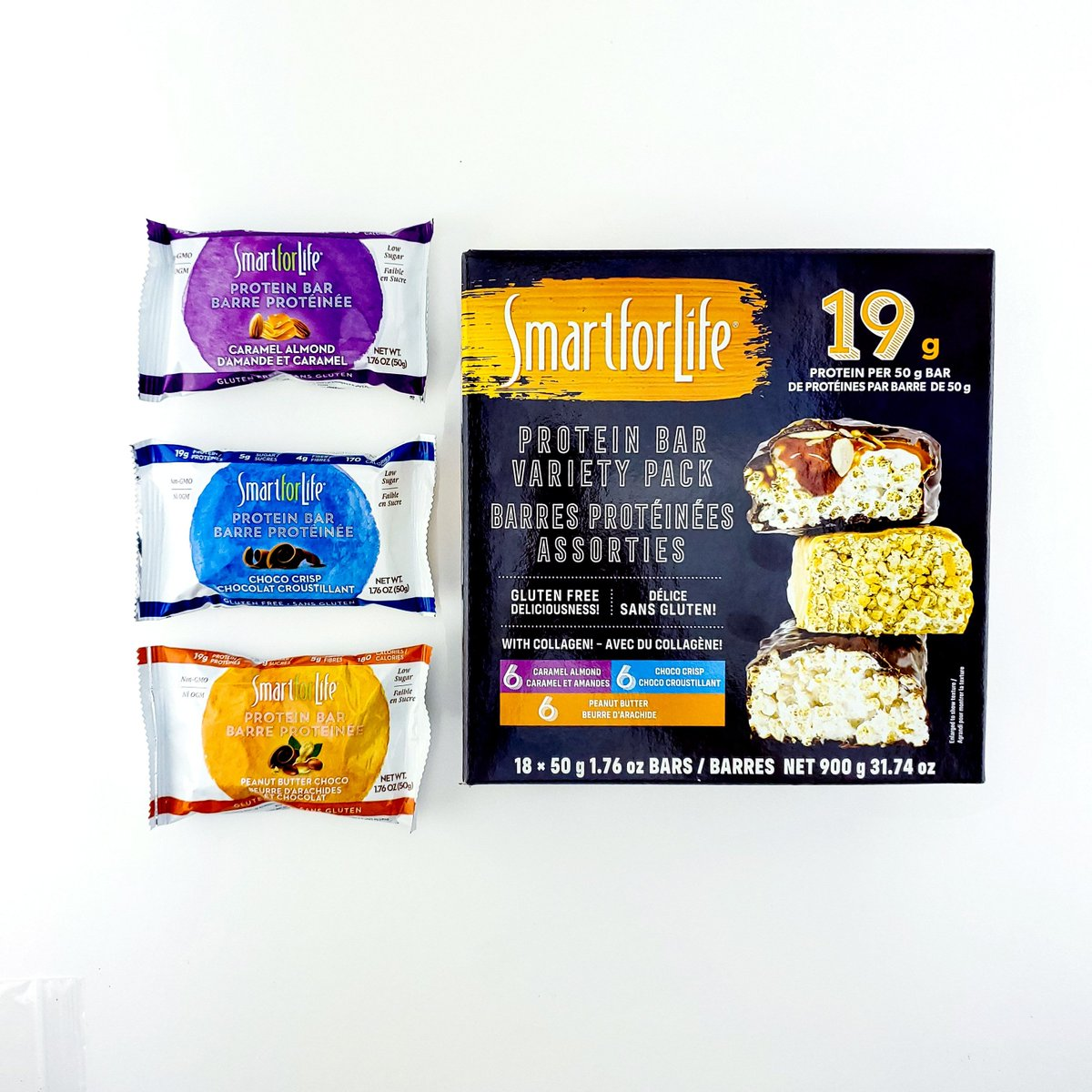 Check out our new 18 Count Variety Box! https://t.co/0FILZGk2rc https://t.co/rIPfYtay1u