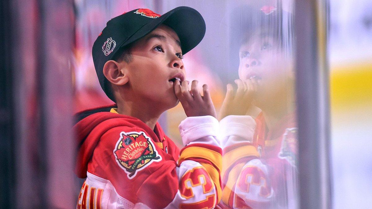 Calgary Flames @NHLFlames