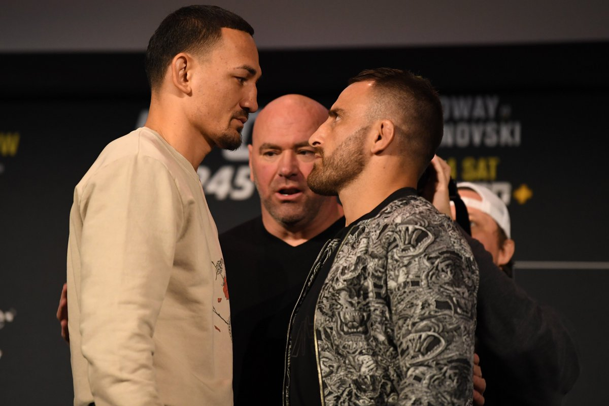 EARLY PREDICTIONS ⤵️  🏆 Who are you taking? #UFC245