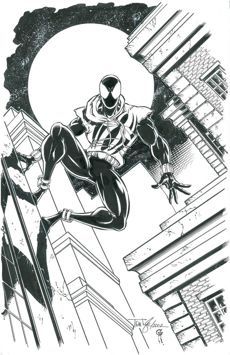 Scarlet Spider by Tom Lyle  #ScarletSpider<br>http://pic.twitter.com/2NZo7gPBRM