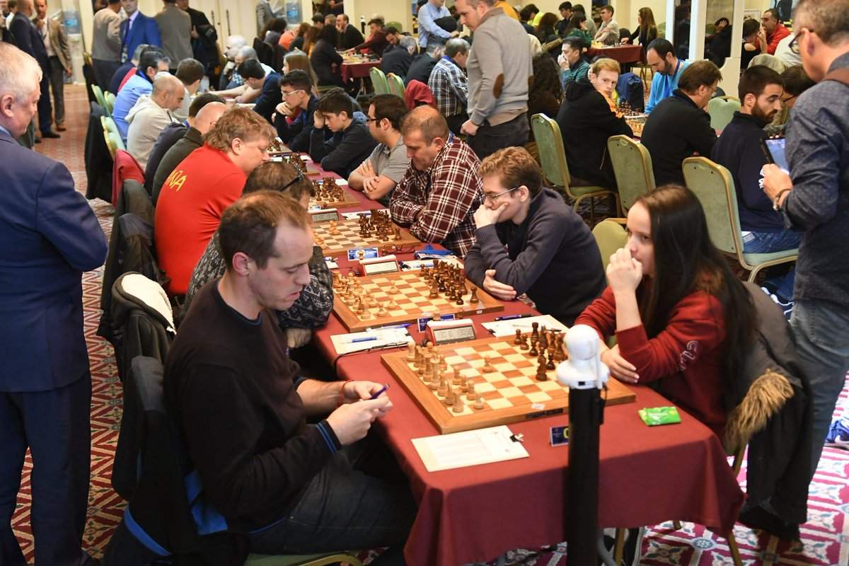 test Twitter Media - The strongest Spanish chess championship in history is underway in Marbella with the full presence of the national team. Paco Vallejo, David Anton, Alexei Shirov top the list of 142 participating players.   https://t.co/Yao8MtvZ7H  📷 by FEDA #chess #Ajedrez https://t.co/FaXGSt9Yqx