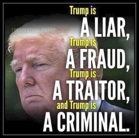 @WhiteHouse @realDonaldTrump #ImpeachDonaldTrumpNOW  #ImpeachTheMF #TrumpRussia #AllThePresidentsThugs #TrumpIsACriminal #TrumpIsARacist #TrumpTaxes #TrumpLies  #VoteBlue #BlueWave #VoteBiden 🌊🇺🇸#LiarInChief #SDNY #FollowTheMoney #FuckTrump #ImpeachmentHearings  #Guilty #TrumpIsGuilty