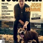 Image for the Tweet beginning: Josh Homme: Le Fils Du