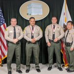Image for the Tweet beginning: #LASD LIFESAVING AWARD Congratulations to our