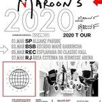Image for the Tweet beginning: 3.1.2020 Sao Paulo, Brasil 3.3.2020 Brasilia,