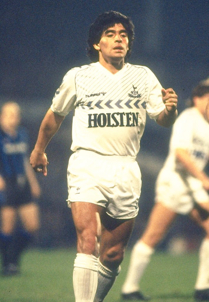 Golazo On Twitter And Just After Diego Maradona Left Gimnasia Hang On A Second Have Spurs Got Their New Man Already