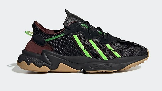 Shop the ADIDAS ORIGINALS X PUSHA T OZWEEGOFinish Line: http://bit.ly/33YFYvA Foot Locker: http://bit.ly/2CVOpfi #adidas #pushat #sneakerhead #Shoes #shopping #shoppingonline #Trending #streetwear #collaboration #TuesdayThoughts #fashion #shop #kicks #style