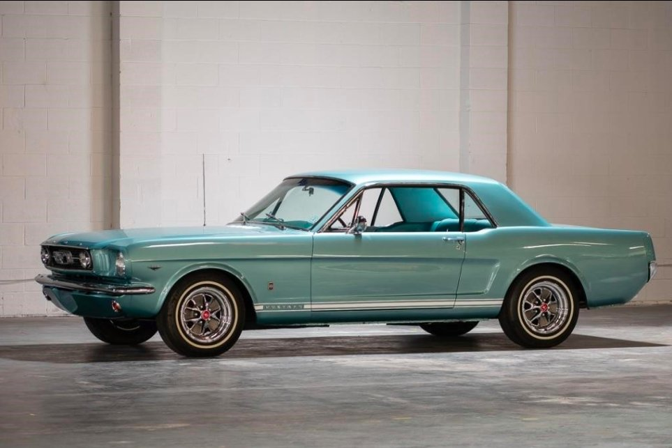 SOLD! SOLD! SOLD!1966 Ford MustangMiles: 28,095Engine: 289 cid V8ORIGINAL 289 cid V8 WITH MATCHING NUMBERS, MOTOR, AND FULL NUT & BOLT RESTORATION, INCLUDING PONY INTERIOR. #mustang #sold #classiccar #FordMustang