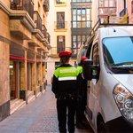 Image for the Tweet beginning: La Policía Municipal de #Bilbao