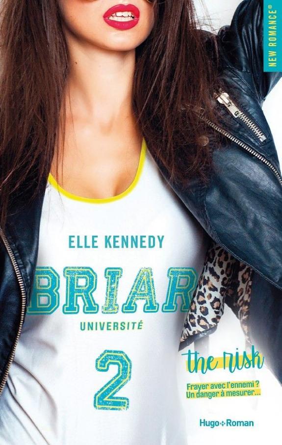 Pdf Briar Université Tome 2 The Risk Elle Kennedy Ebook Gratuit