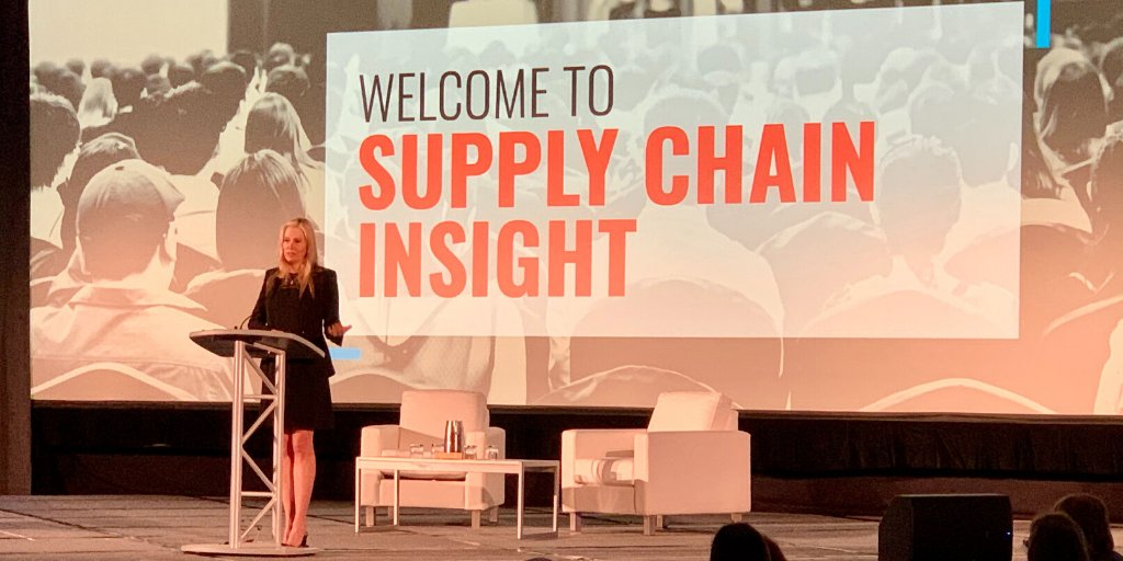 What an incredibly moving keynote from Mira Sorvino, @UN GoodWill Ambassador in the Global Fight Against #humantrafficking this morning. @MiraSorvino discussed the impacts of forced labor, before answering questions from the audience. #insight19<br>http://pic.twitter.com/9zU4CTt8ME