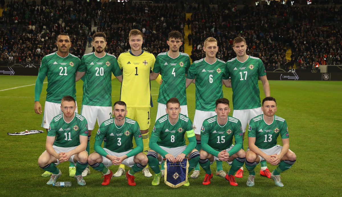 Lost narrowly to Germany Led Holland in Rotterdam Drew with Holland in Belfast Led in Germany Memorable moments against world class opponents. The playoffs await! 👏🏼💚 #GAWA