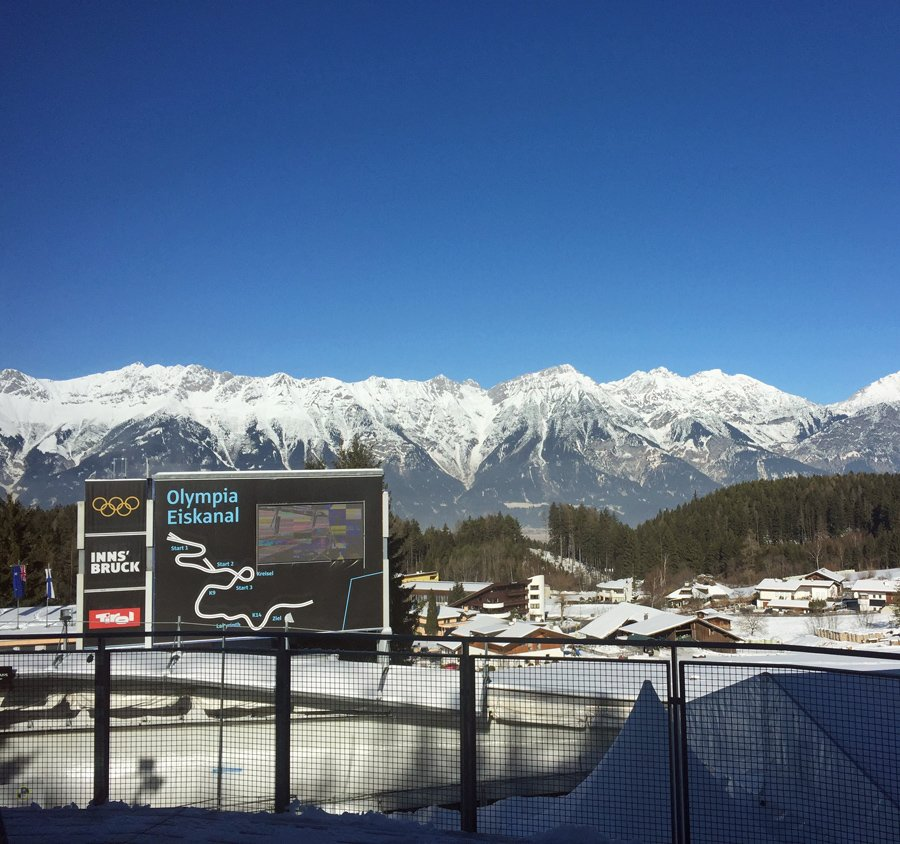 New @FIL_Luge WC season begins in four days.  Join us in Innsbruck #tyrol with the live stream.  Can't wait to hear comments from our luge fans! pic.twitter.com/SANGRlYzjA