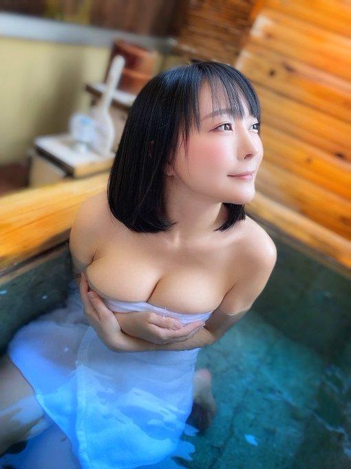 AV女優羽生ありさのTwitter自撮りエロ画像11
