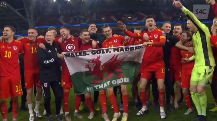 Le drapeau polémique de Gareth Bale qui ne va pas plaire à Madrid