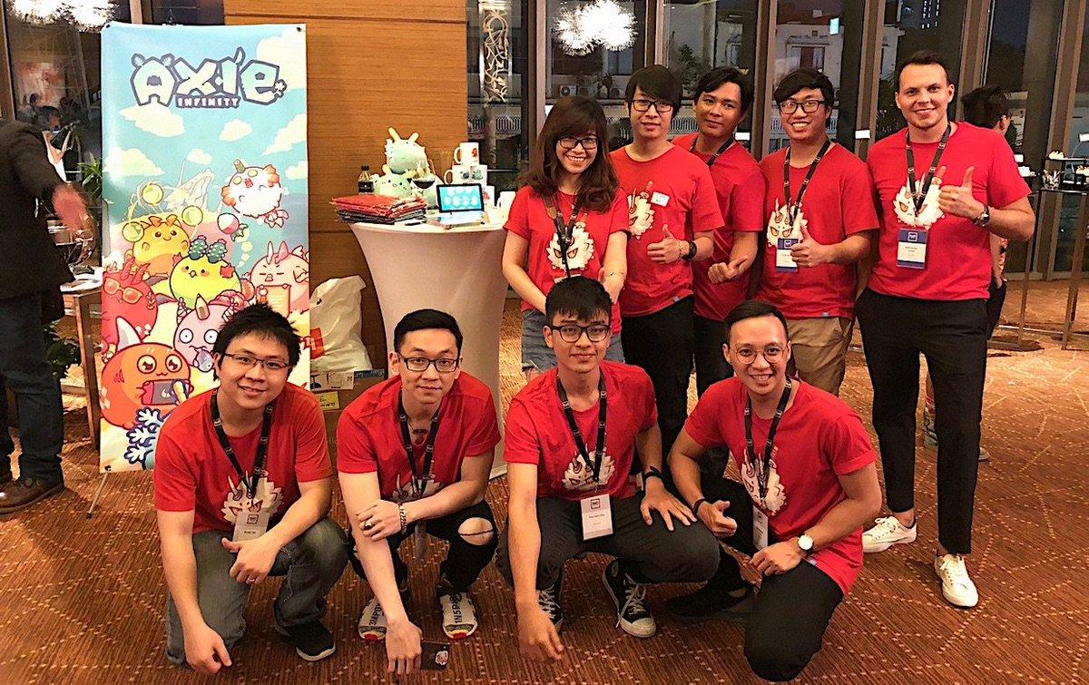 ベトナム発ブロックチェーンゲーム開発のSky Mavis、香港のモバイルゲーム大手Animoca Brandsらから150万米ドルを調達