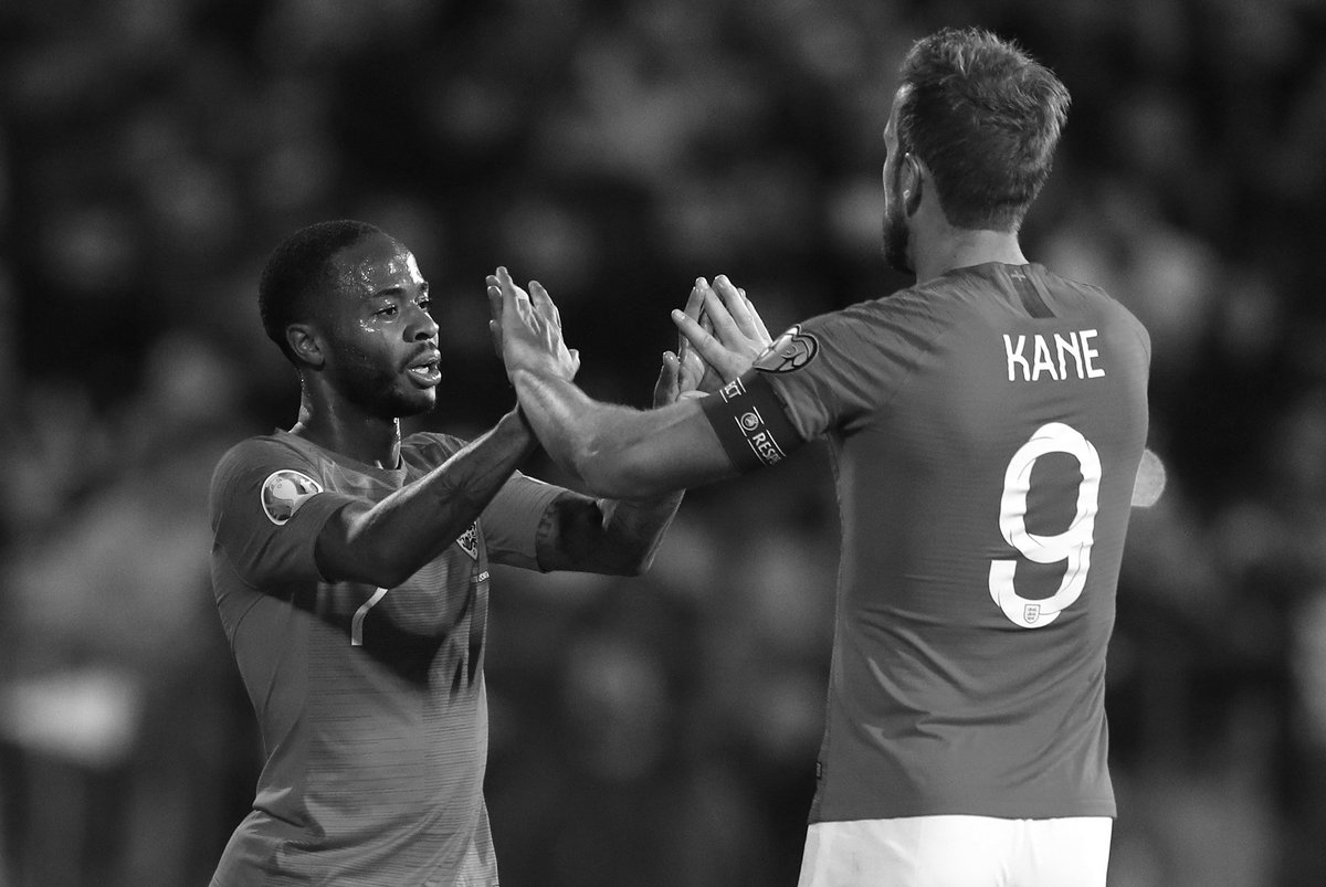 17 & 14 - No players were involved in more goals than Harry Kane (17) and Raheem Sterling (14) during EURO 2020 qualifying: H. KANE - 17 (12G, 5A) R. STERLING - 14 (8G, 6A) A. Dzyuba - 14 (9G, 5A) M. Depay - 13 (6G, 7A) E. Hazard - 12 (5G, 7A) E. Zahavi - 12 (11G, 1A) Believe.