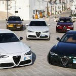 Image for the Tweet beginning: Alfa Romeo Giulia e Stelvio