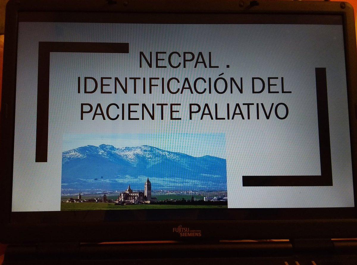 Fin de nuestro recorrido por cada uno de los Centros  de  Salud de la provincia de Segovia con la intención  de mejorar  la atención mediante la identificación  precoz de los pacientes  con necesidades  paliativas  #Necpal y la complejidad #Idcpal @carmensantitra https://t.co/BA3CqAKO42