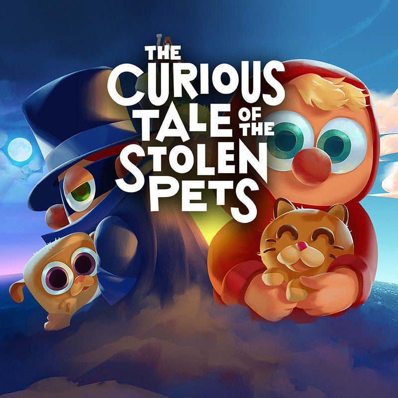 test Twitter Media - Explore mysterious, miniature worlds in The Curious Tale of the Stolen Pets, out now at PlayStation Store for PS VR: https://t.co/NL1cJdszw2 @fasttravelgames https://t.co/5XV98X3nBq
