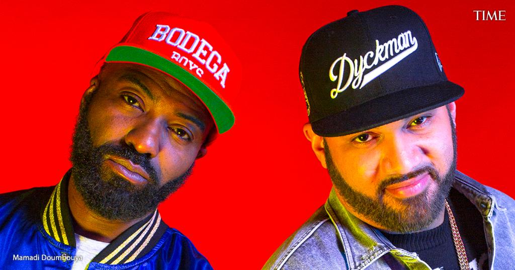 ". @chrislhayes on  @desusnice and  @THEKIDMERO: ""They are not afraid to clown around and wild out and simply delight in talking about the insanity of the world we inhabit""  #TIME100Next  https://ti.me/32XQHoF"
