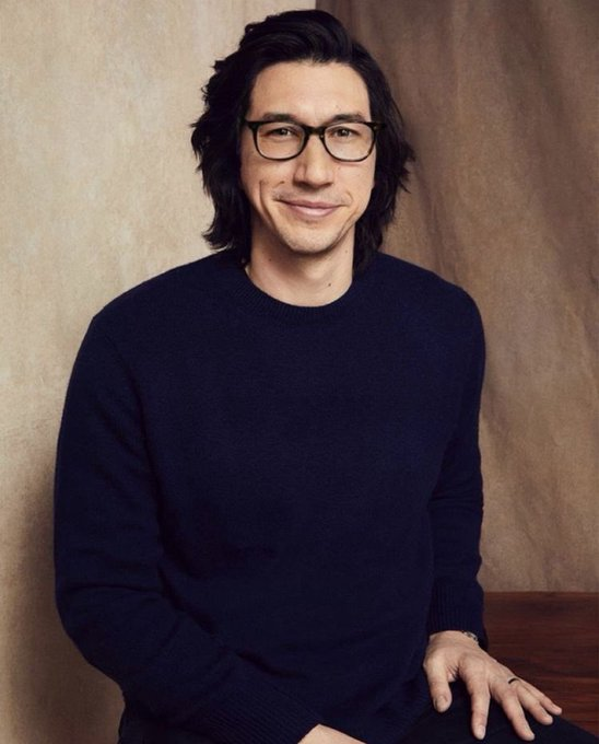 Happy Birthday wishes to our Kylo Ren, Adam Driver!