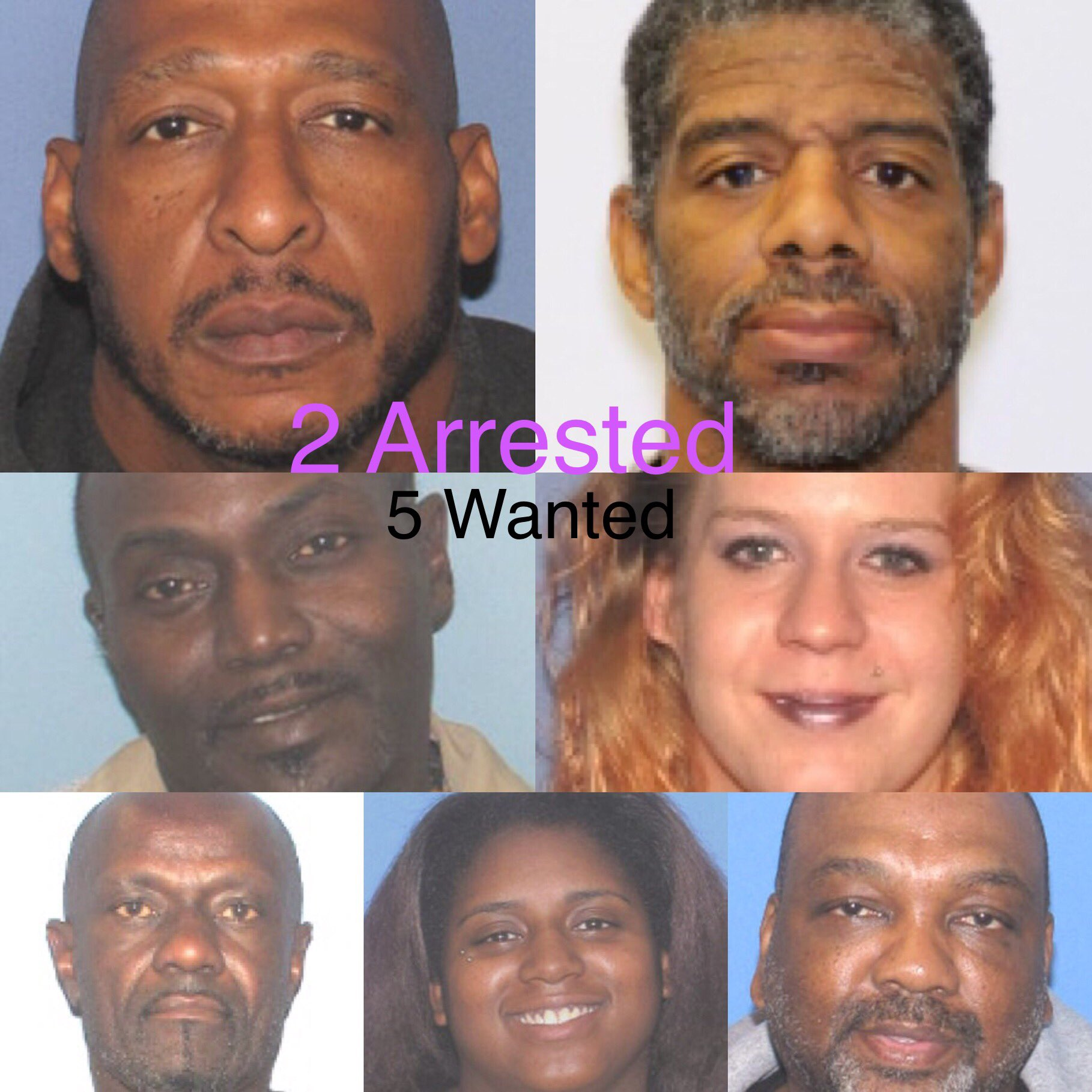 Seven indicted in central Ohio human trafficking, drug ring