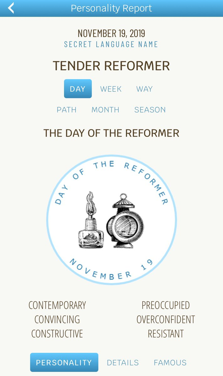 Day of the reformer go figure 🤷🏾♂️
