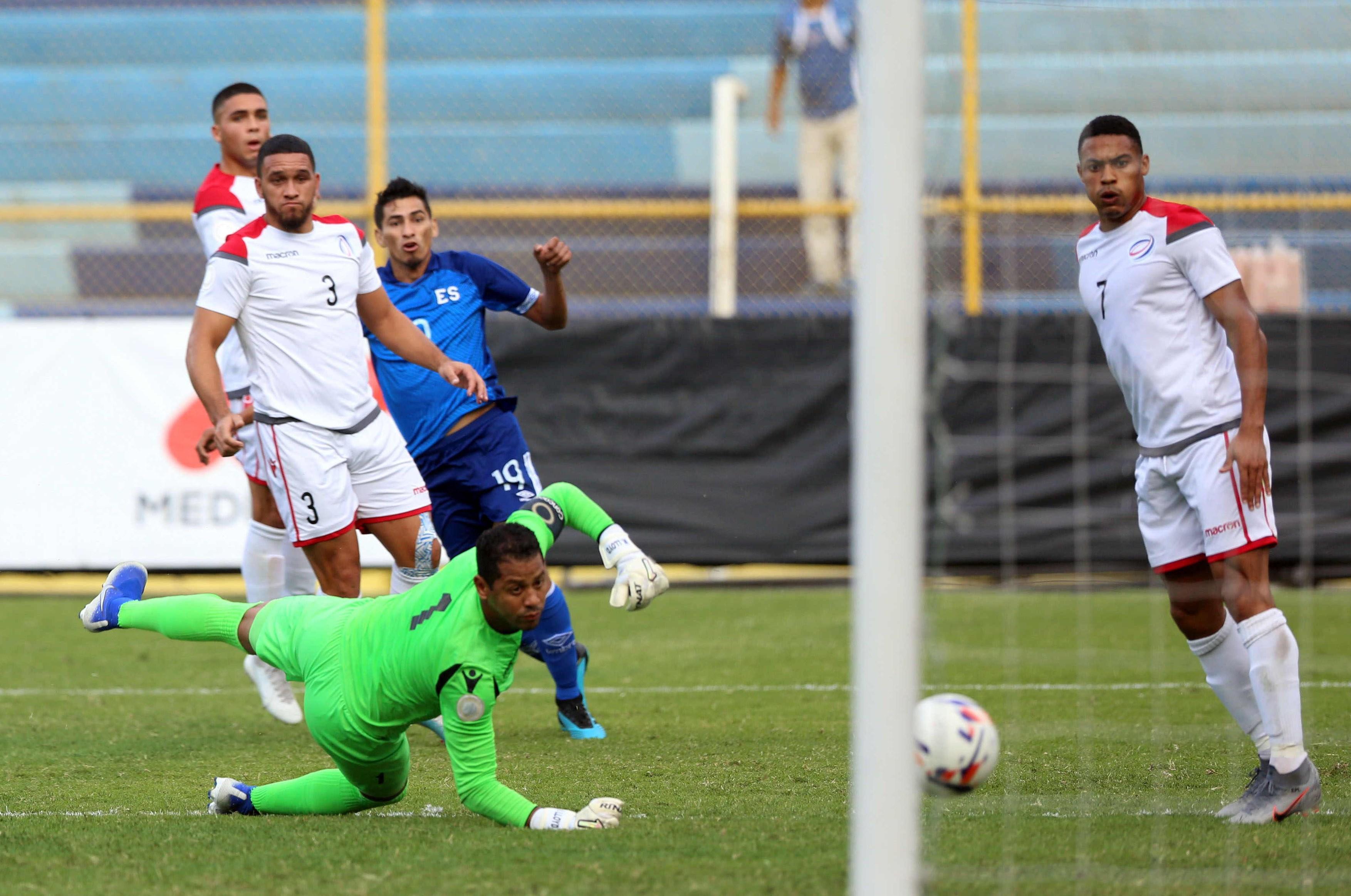 Liga de Naciones CONCACAF 2019: El Salvador 2 La Republica Dominicana 0. EJxn09XXUAQE8am?format=jpg&name=4096x4096